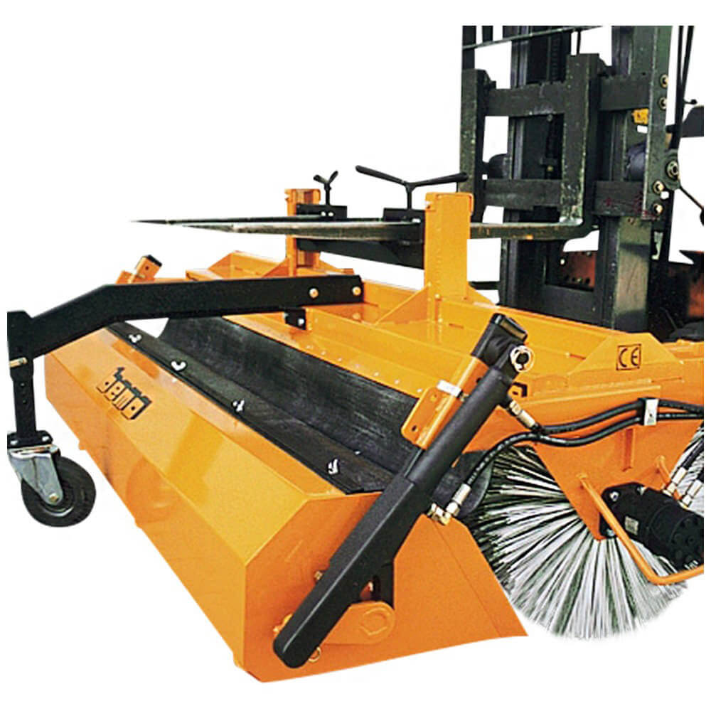 Sweeper BEMA 20 - Forklift Attachment