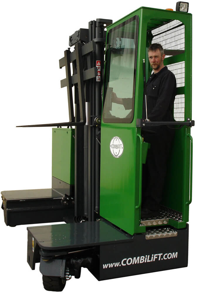 Combilift Stand On Range