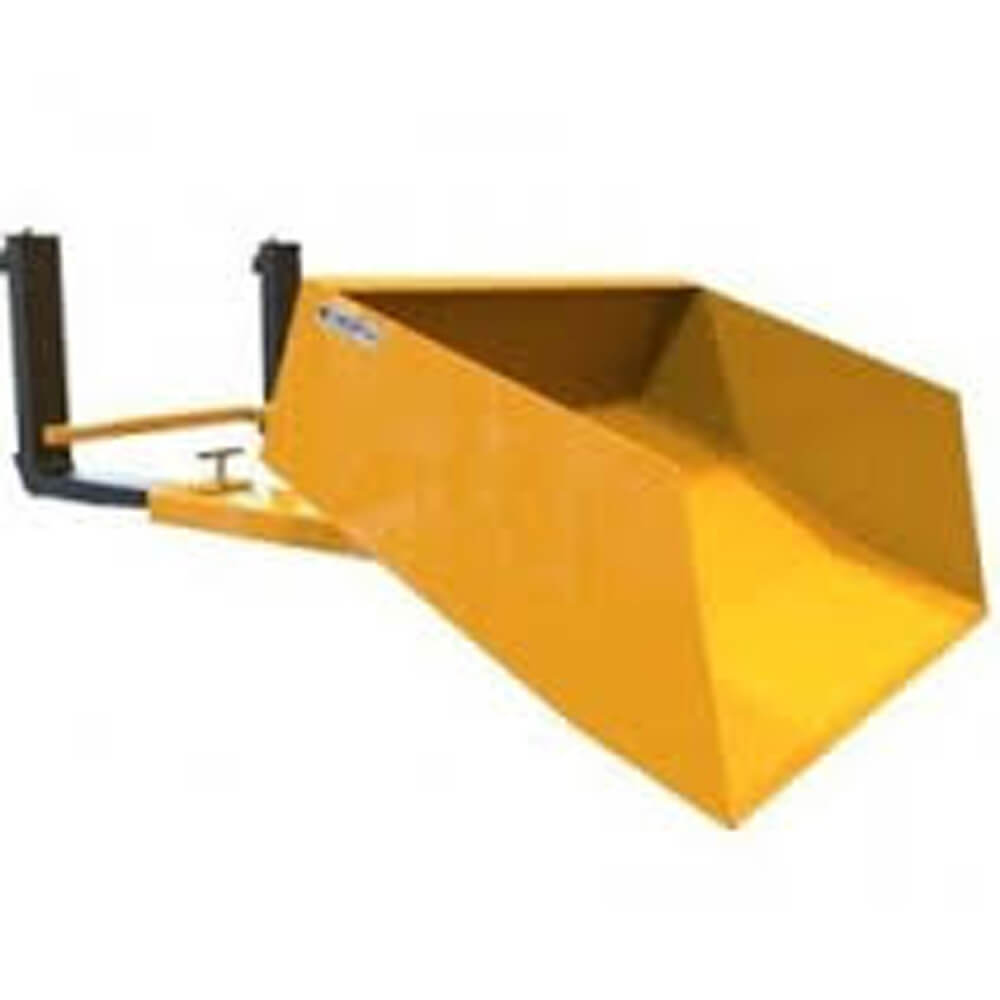 Fork Mounted High Lift Scoop 0.5m³