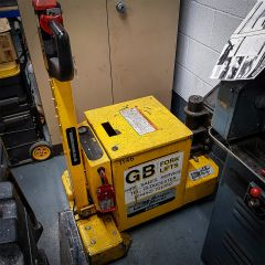 Master Mover MT10 / 800 for sale (used)