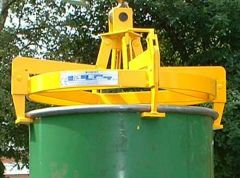 Drum Tongs Semi Automatic Heavy Duty