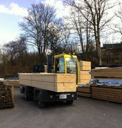 4 Wheel Combi-Sl Multidirectional Sideloader