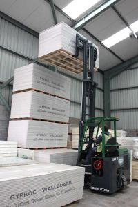 Compact Multi-Directional Forklift 4000Kg