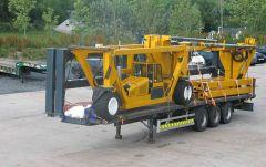 Straddle Carrier 20—80 Tonne (20,000kg—80,000kg)