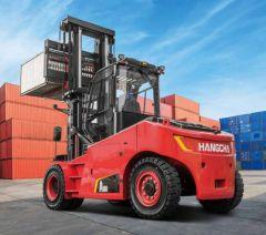 Hangcha Electric 4 Wheel Forklift - 12—16 tonne Capacity