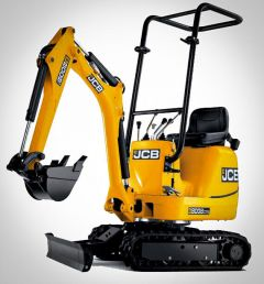 JCB 8008 CTS Micro Digger/Excavator