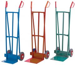 Capacity Open Back Sack Truck