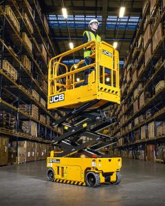 JCB Electric Scissor Lifts