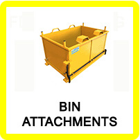Forklift Bin Attachments