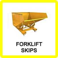 Forklift Skips