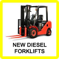 Hangcha Diesel Forklifts