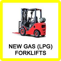 Hangcha Gas (LPG) Forklifts