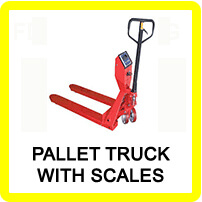pallet Trucks with Scales