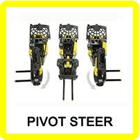 Pivot Steer Forklifts