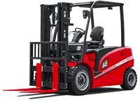 Hire forklift truck