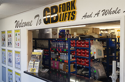 Forklift Parts Dept